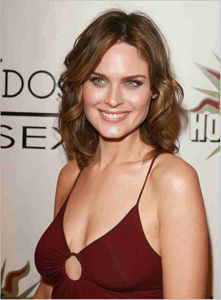 Latest Photo of  Emily Deschanel